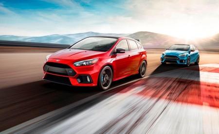 ¡Más picante! Así son las 1.500 unidades del Ford Focus RS Limited Edition, pero sólo para América