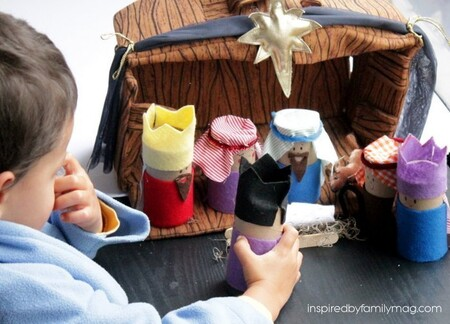 Manualidades Navidad Belen 06