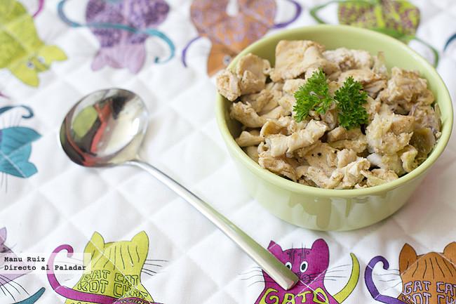 Cosas que hacer con pechuga de pollo