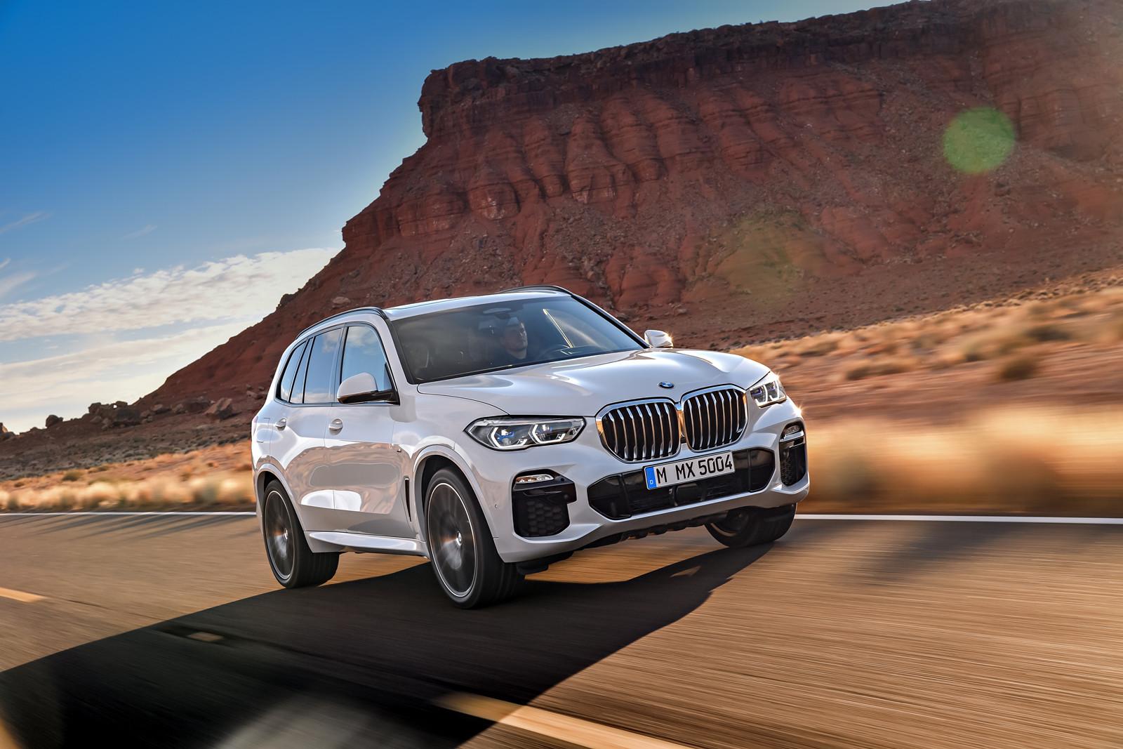 Foto de BMW X5 2019 (Presentación) (30/56)