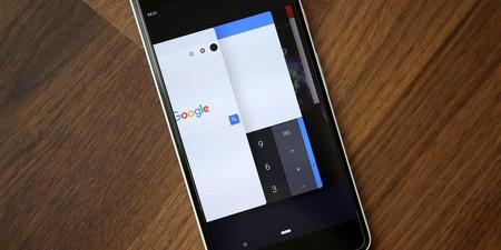 Así sería la multitarea en Android P, al estilo del iPhone X