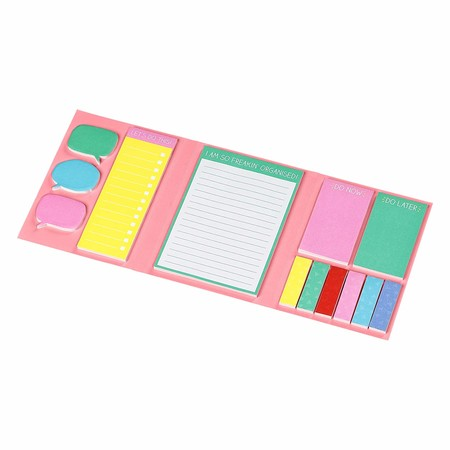 notas adhesivas oficina detalles escritorio