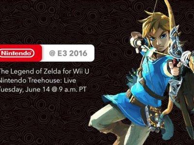 Nintendo Treehouse en el E3 2016