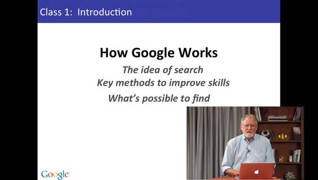 Google Courses