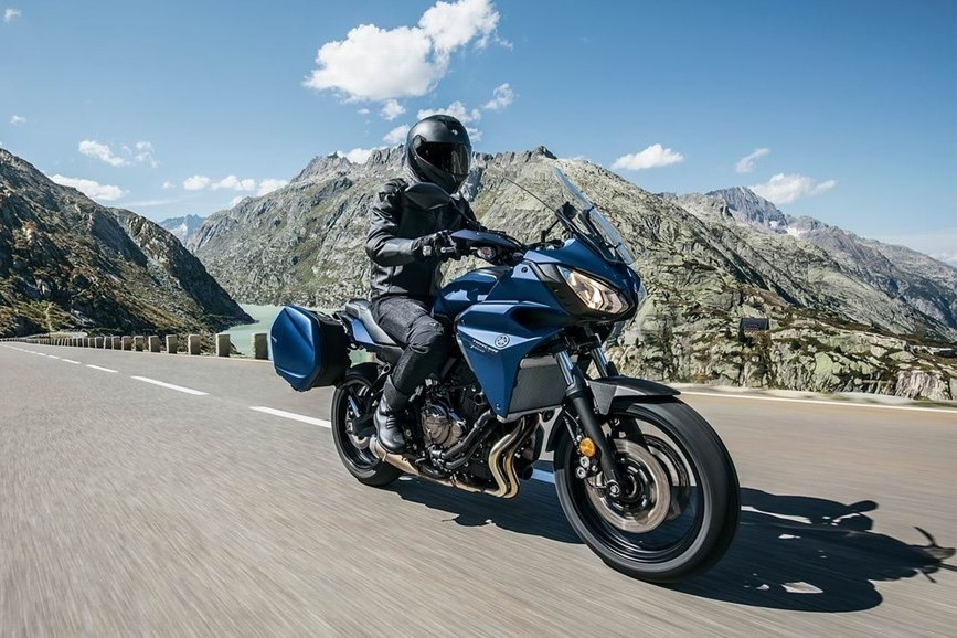 a4048e314ae La Yamaha Tracer 700 GT llega en marzo con un precio de 8.999 euros