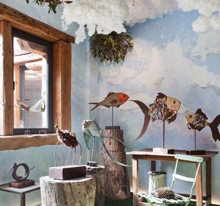 ¡Animales al poder! El zoo decorativo de Casa Decor 2015