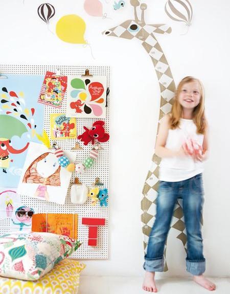 Littlephant Wallsticker Girl 510x652