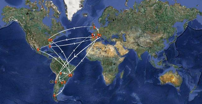 mapa la oriental