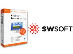 Parallels reconoce que pertenece a SWsoft