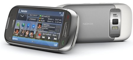 Nokia C7, el segundo terminal Symbian^3 llega a España
