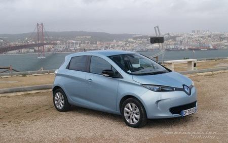 Renault ZOE presentación y prueba en Lisboa 12