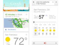 Google Now llega a iOS