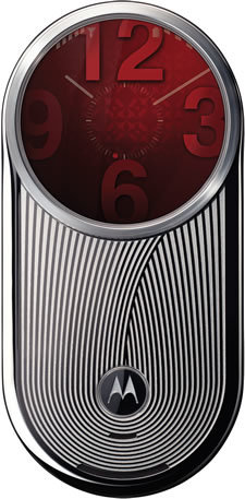 Motorola Aura, elegancia en un móvil