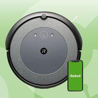Uno de los robots aspiradores de iRobot más modernos vuelve a estar de oferta en Amazon: Roomba i3152 por 359 euros con 90 de descuento