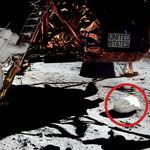 Para los científicos hay algo más interesante en la Luna que las piedras: los excrementos de astronautas