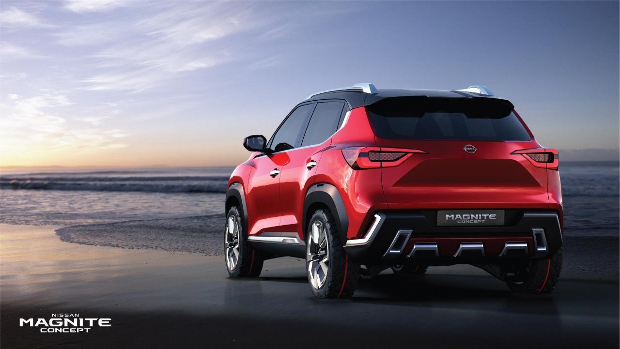Foto de Nissan Magnite Concept (6/6)