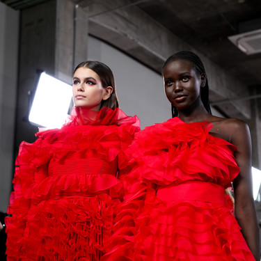 Estos son los 11 vestidos rojos que nos gustaría ver hoy a Anne Igartiburu, Lara Álvarez y Cristina Pedroche en las Campanadas