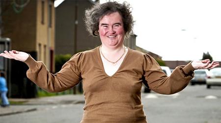 Susan Boyle le quita el prime time a Obama