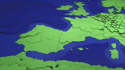 El rally Londres-Gibraltar atraviesa España y Portugal