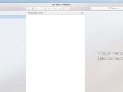 Cómo crear buzones locales usando Mail y guardar los correos en tu Mac