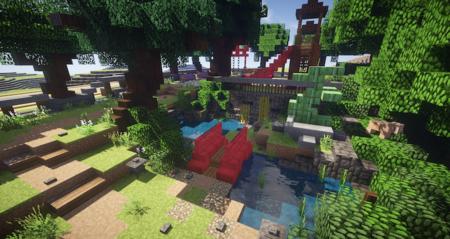 Minecraft El Viaje De Chihiro 02