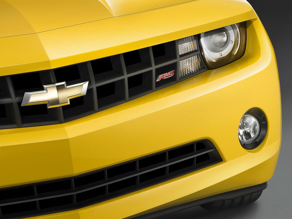 Foto de 2010 Chevrolet Camaro (41/56)