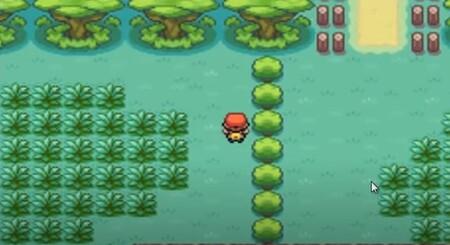 Zona Safari Pokémon Rojo