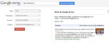 Google Alerts, la mejor manera de estar informado