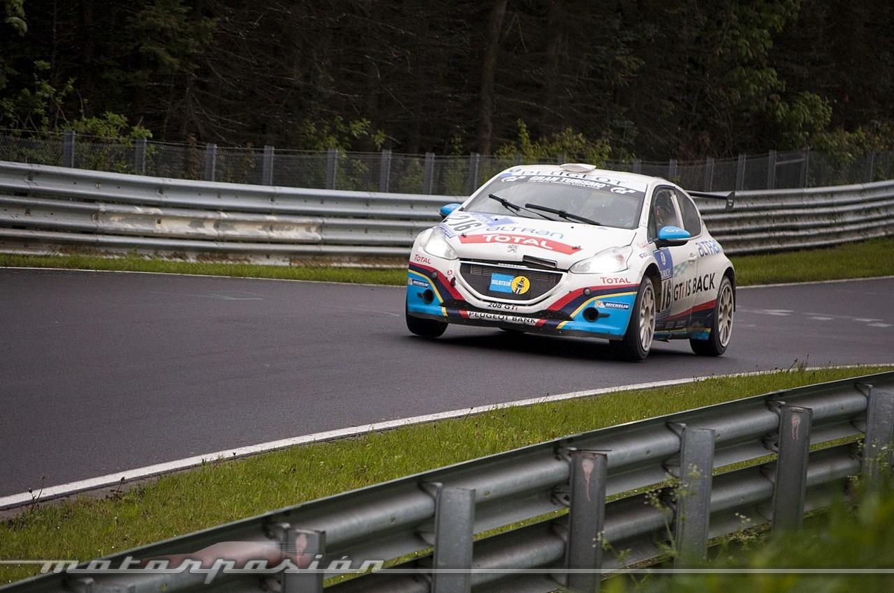 Foto de La increíble experiencia de las 24 Horas de Nürburgring (107/114)