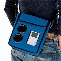 Digital Sound Bag, bolsa con altavoces para tu iPod