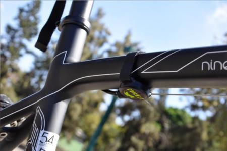 Una alarma que avisa a tu teléfono si tocan tu bici