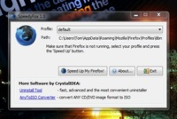 SpeedyFox mejora el rendimiento de Firefox