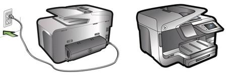 Instalación HP Officejet Pro 8600