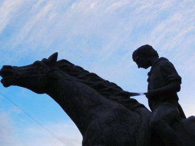 La Entrada de toros y caballos en Segorbe, Castellón