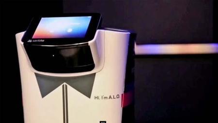 Botlr será el robot que nos ayudará cuando nos hospedemos en el hotel