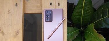 Samsung Galaxy Note 20 Ultra, análisis tras un mes de uso: tan productivo que es difícil sacarle todo el partido