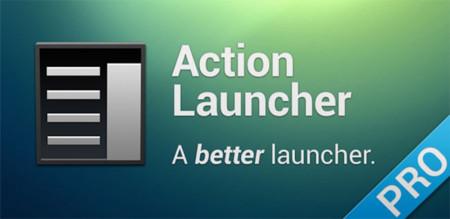 Action Launcher 2.0 para Android, ahora con nuevas funcionalidades, en oferta y versión gratuita