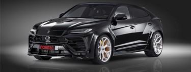 Lamborghini Urus By Novitec, elevando el listón del SUV italiano