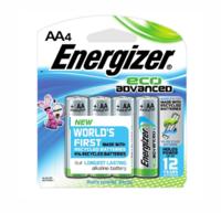 Energizer EcoAdvanced, la nueva generación de pilas alcalinas fabricadas a base de reciclaje
