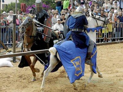 Ibiza vuelve a vivir la vida medieval