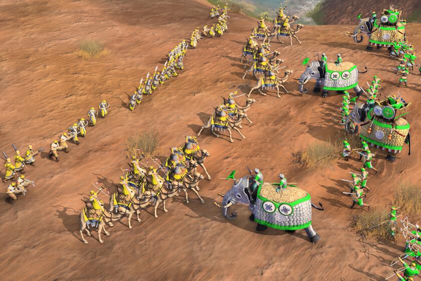 Age of Empires 4 actualiza sus requisitos mínimos y recomendados en PC antes de su prueba abierta gratuita