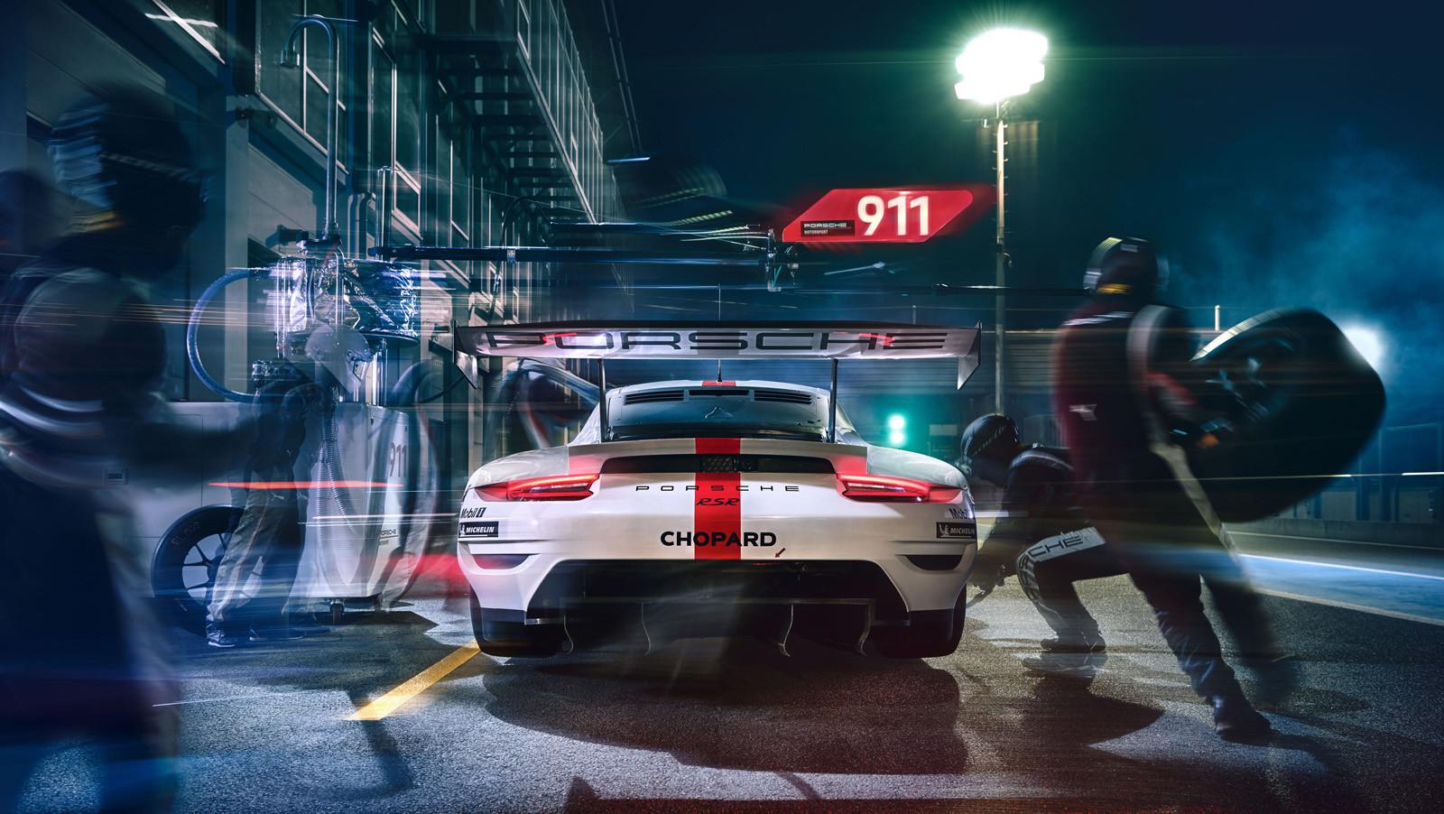 Foto de Porsche 911 RSR GTE 2019 (19/41)