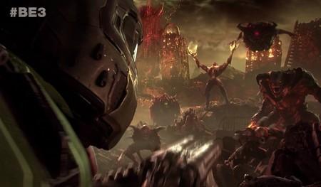 DOOM: Eternal es la primera y gran sorpresa de la conferencia de Bethesda [E3 2018]