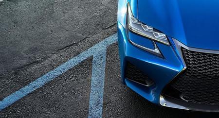 Lexus F Detroit 2015