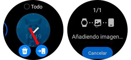 Capturas Pantalla Samsung Galaxy Watch 4
