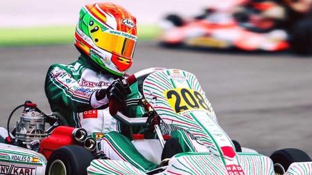 David Vidales, la joven promesa del automovilismo español, debuta este fin de semana con los monoplazas en Imola