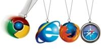 Internet Explorer sigue perdiendo usuarios, mientras Chrome supera a Safari