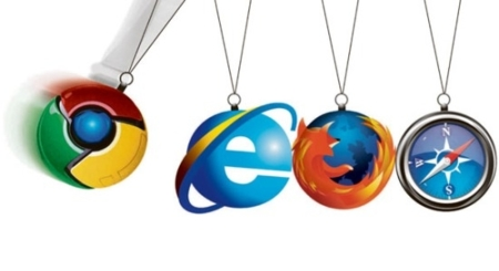 Internet Explorer sigue perdiendo usuarios, mientras Chrome supera a Safari