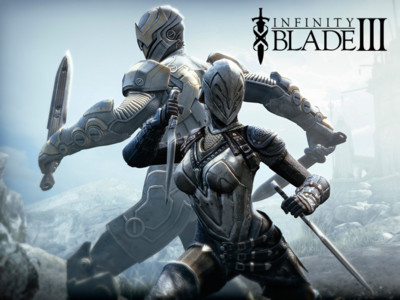 Infinity Blade III pone fin a la trilogía sacando brillo al procesador A7