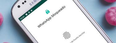 WhatsApp para Android ya permite proteger los chats con la huella dactilar